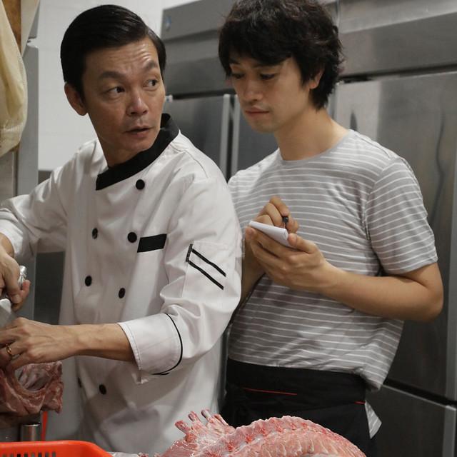 Mark Lee Ramen Teh by Leslie Kee