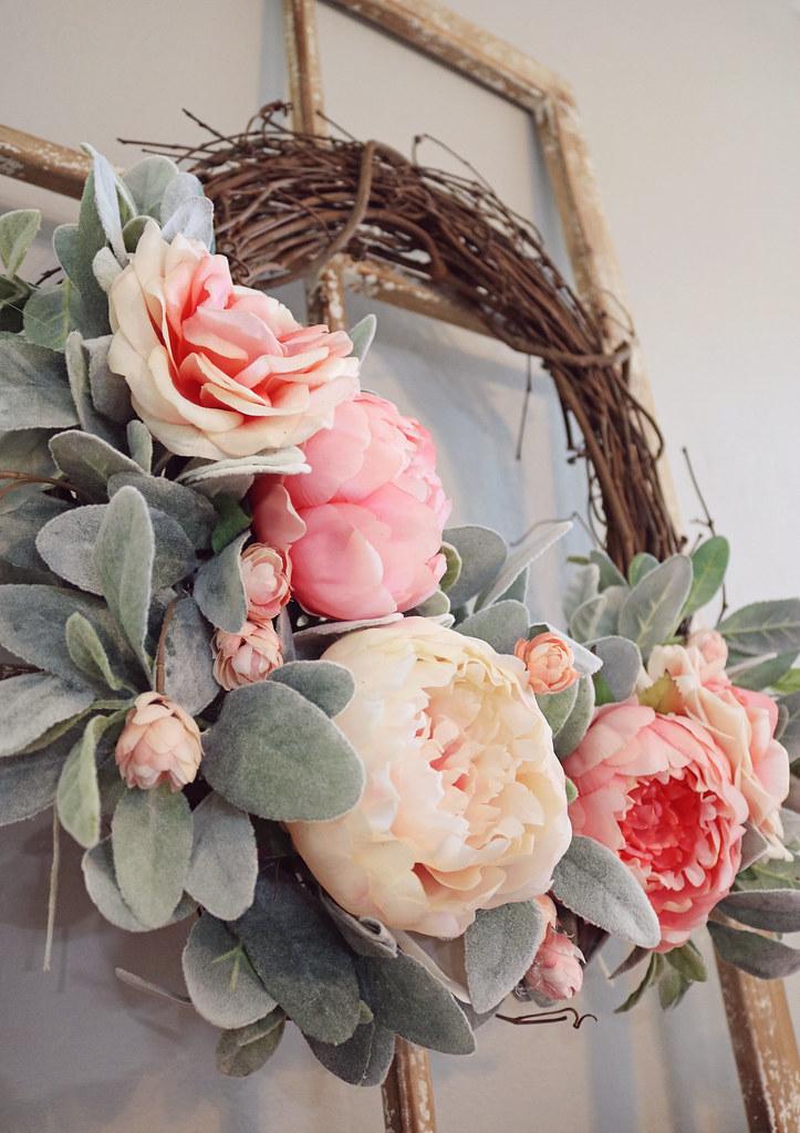 peony wreath 8
