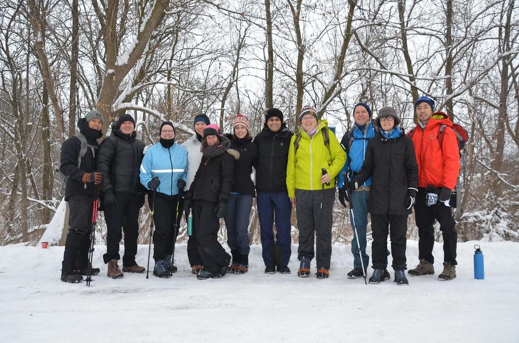 MSH Trek Everest Training