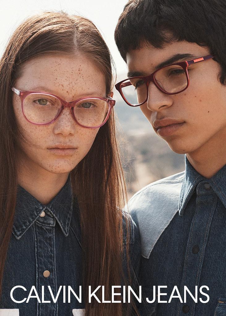 Calvin Klein  conheça as coleções de óculos para 2018 5f6a9155e8
