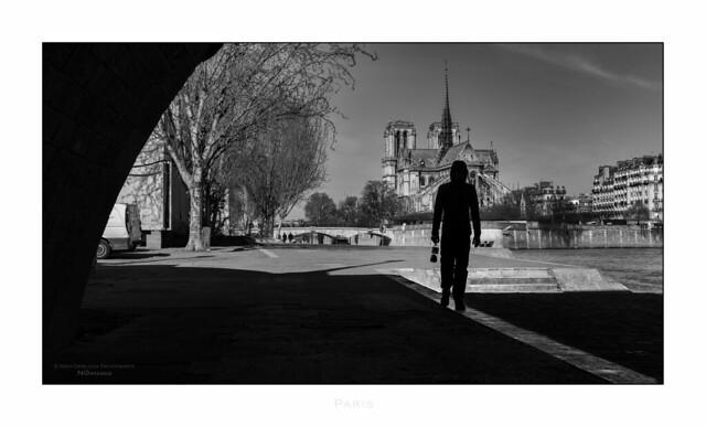 Paris n°185 - Quai de la Tournelle