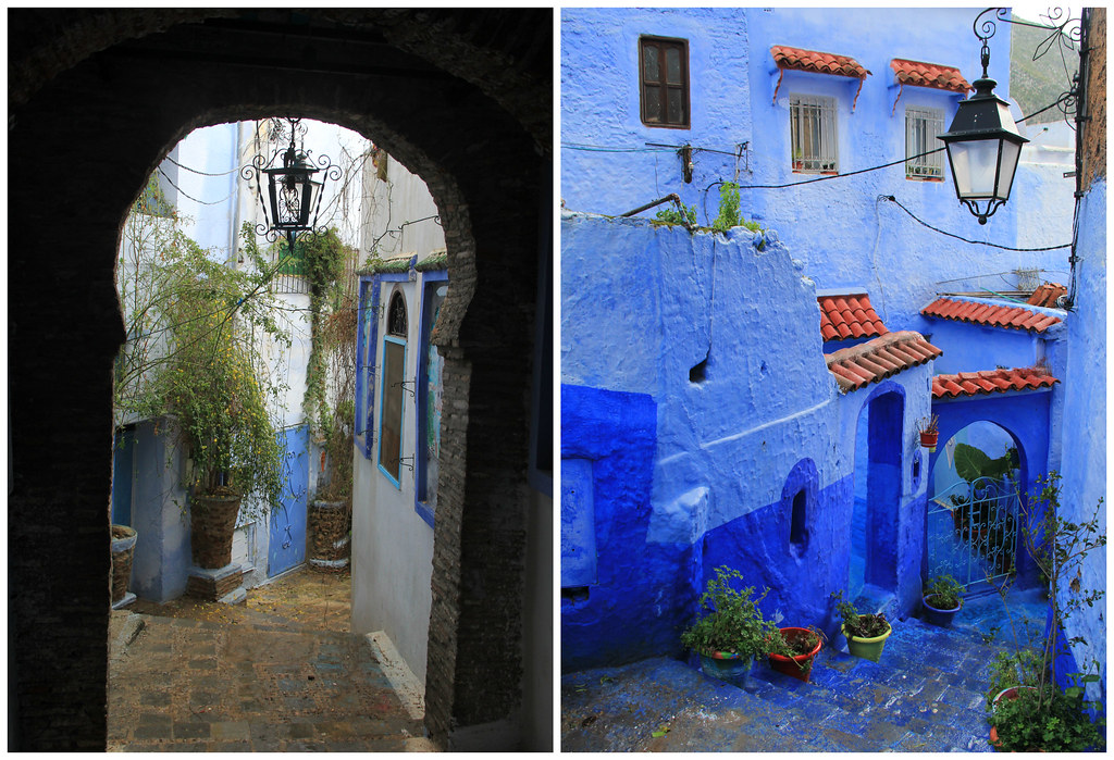 Archways and Alleyways, Chefchaouen