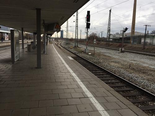 01 - Am S-Bahhof München