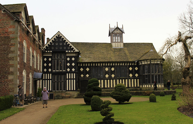073/365 Rufford Old Hall, Canon EOS 1200D, Canon EF-S 18-55mm f/3.5-5.6 III
