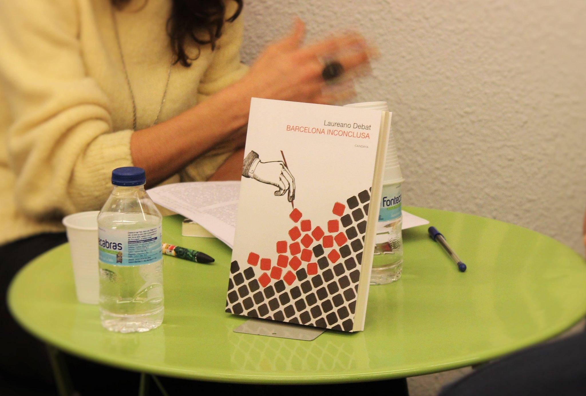 Barcelona Inconclusa presentación