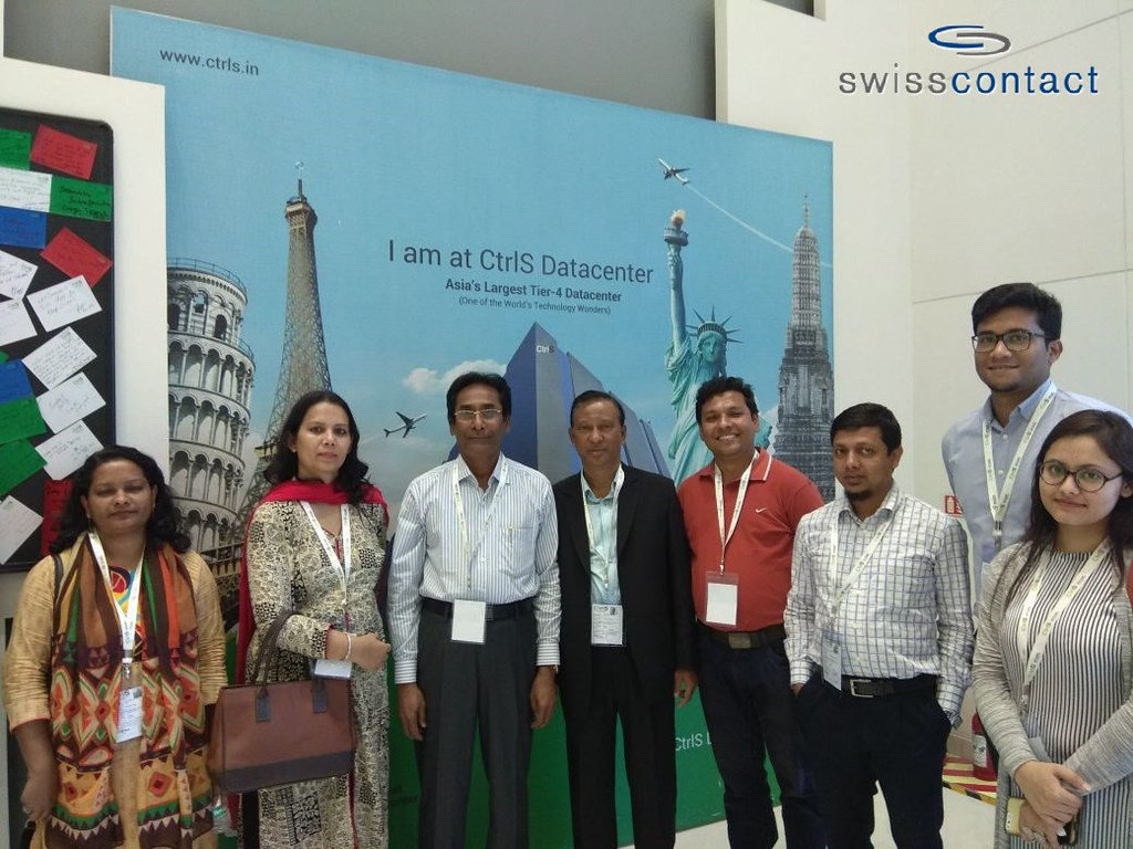 Swiss Contact, Bangladesh Team on Knowledge Management Workshop in