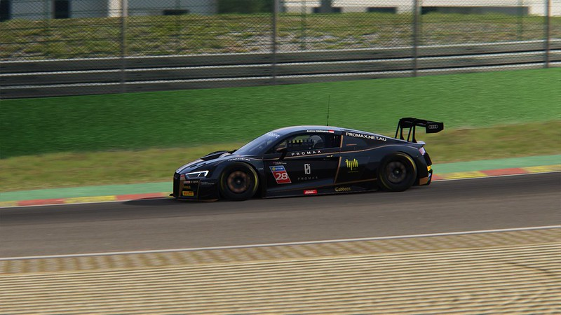 Audi R8 LMS Cup 2018 #28 Haryanto Assetto Corsa 093