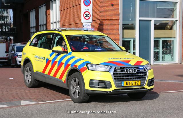 Dutch mobile medical team