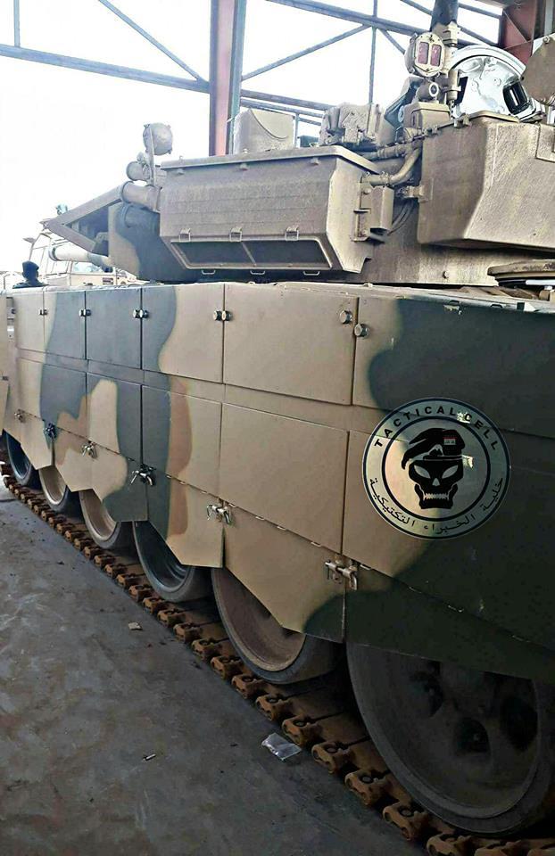 العراق اشترى دبابات T-90 الروسيه !! - صفحة 12 39403811210_e9f717ff62_b