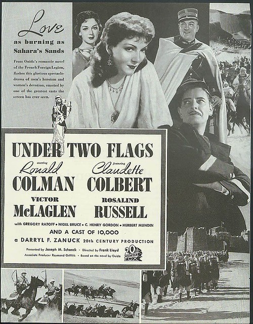 Under Two Flags - Poster 8
