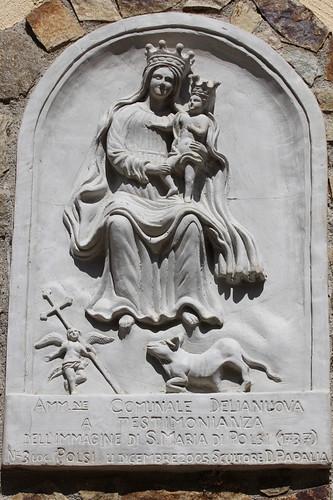 Santuario della Madonna della Montagna di Polsi - Particolare