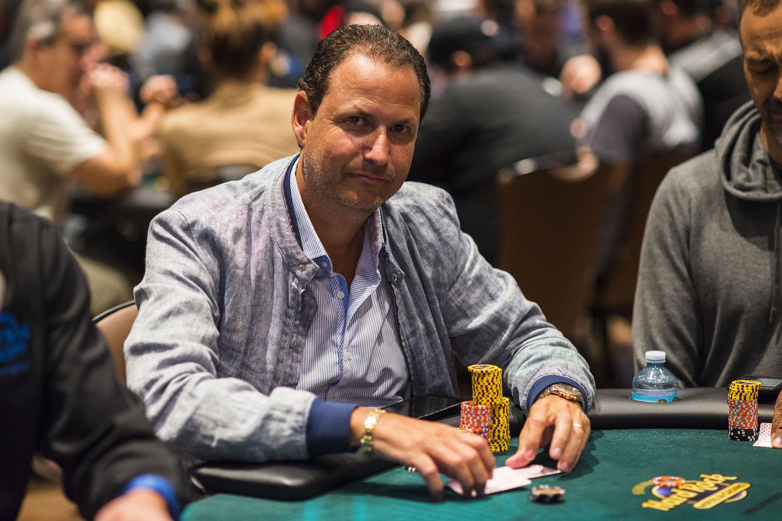 David castranova poker tournament