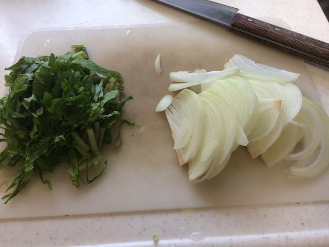 Bianco of wasabi and hormones