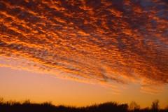 Clouds, Sky And Sun