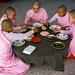 Myanmar(Burma)/Yangon: Daw Nayana Sari Nuns Monastery by Zen Voyager