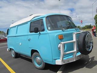 1976 Volkswagen Kombi (T2)