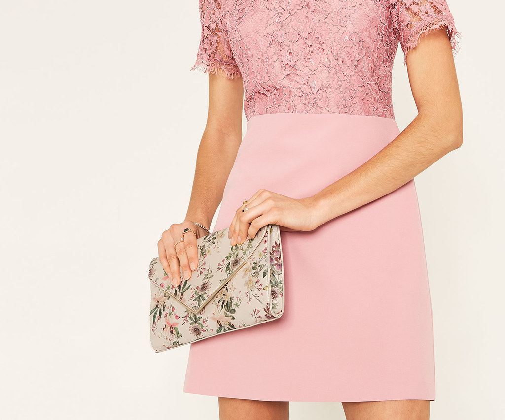 Secret Garden Clutch 2 by Oasis Finland