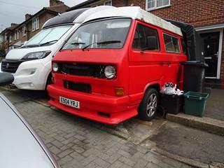 1988 Volkswagen Transporter Camper Van