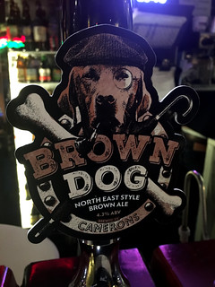Camerons, Brown Dog, England