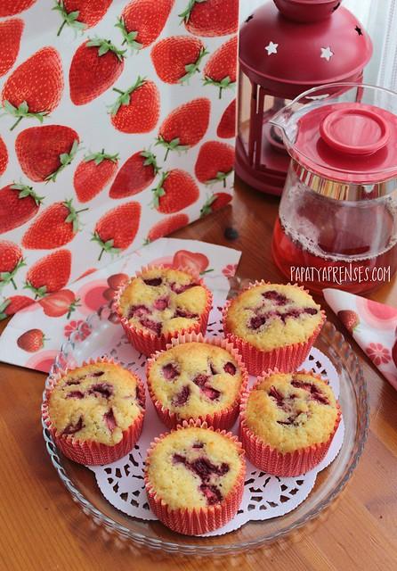 çilekli muffin (3)