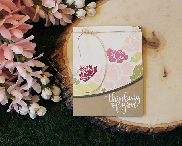 LizzieJones_SimpleToSpectacular_PapertreyInk_RosiePosie_ThinkingOfYou_Intermediate_Card_1