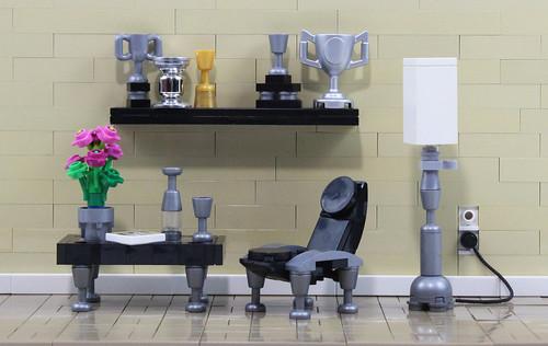 Trophy Room.