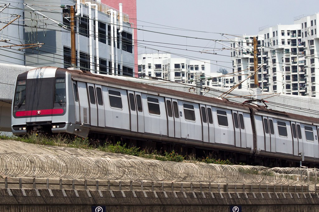 MTR Metro-Cammell CM-Stock EMU A150 - Download Photo