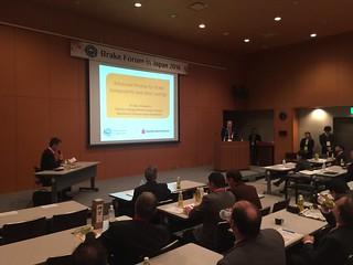 Brake Forum in Japan