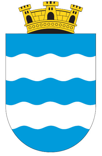 Coat of arms of Harstad, Norway