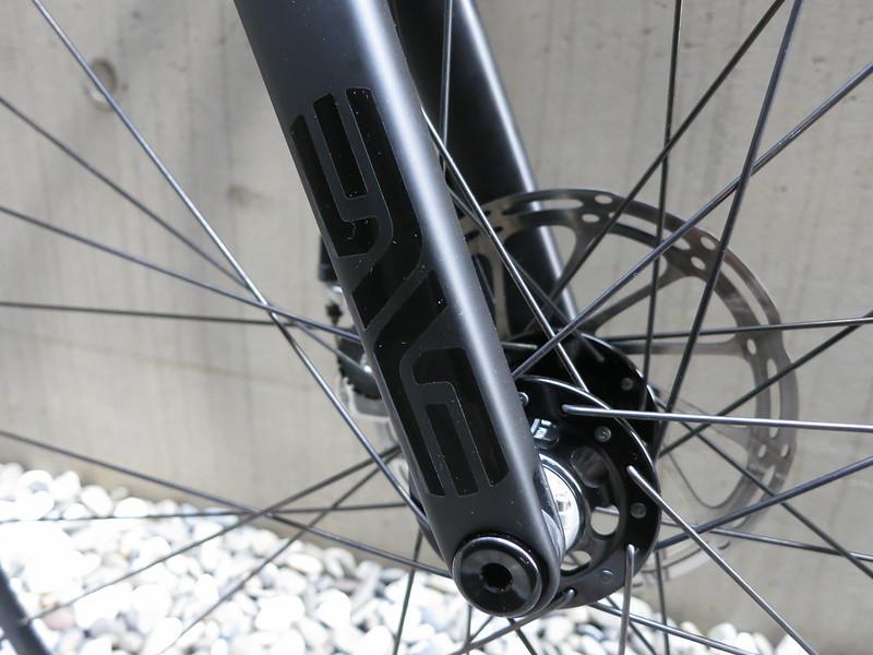 Corner Bikes Gravel Enve Fork