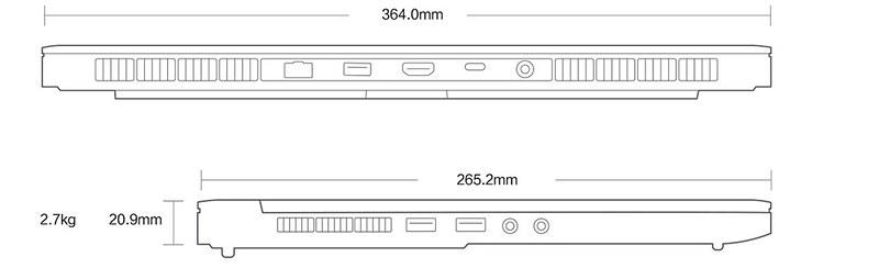 Xiaomi ゲーミングノートPC (10)