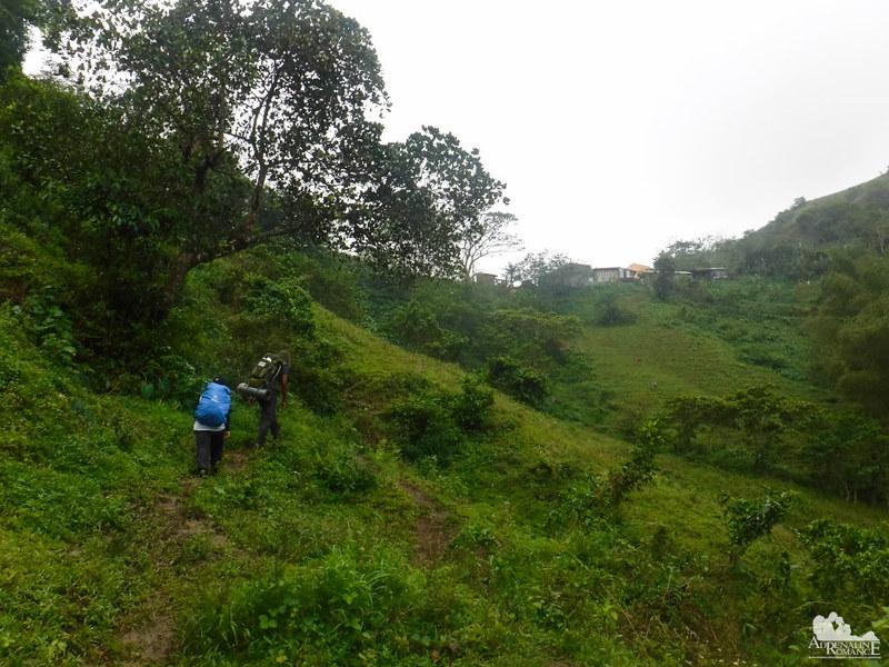 Approaching Barangay Inalad