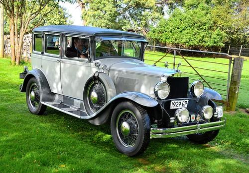 1929 Graham Paige Sedan