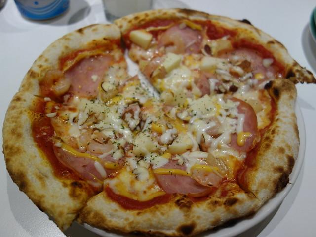 鮮蝦夏威夷@Joe's Pizza