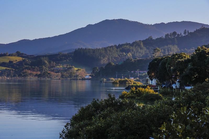 Mcgregor Bay ved Coromandel