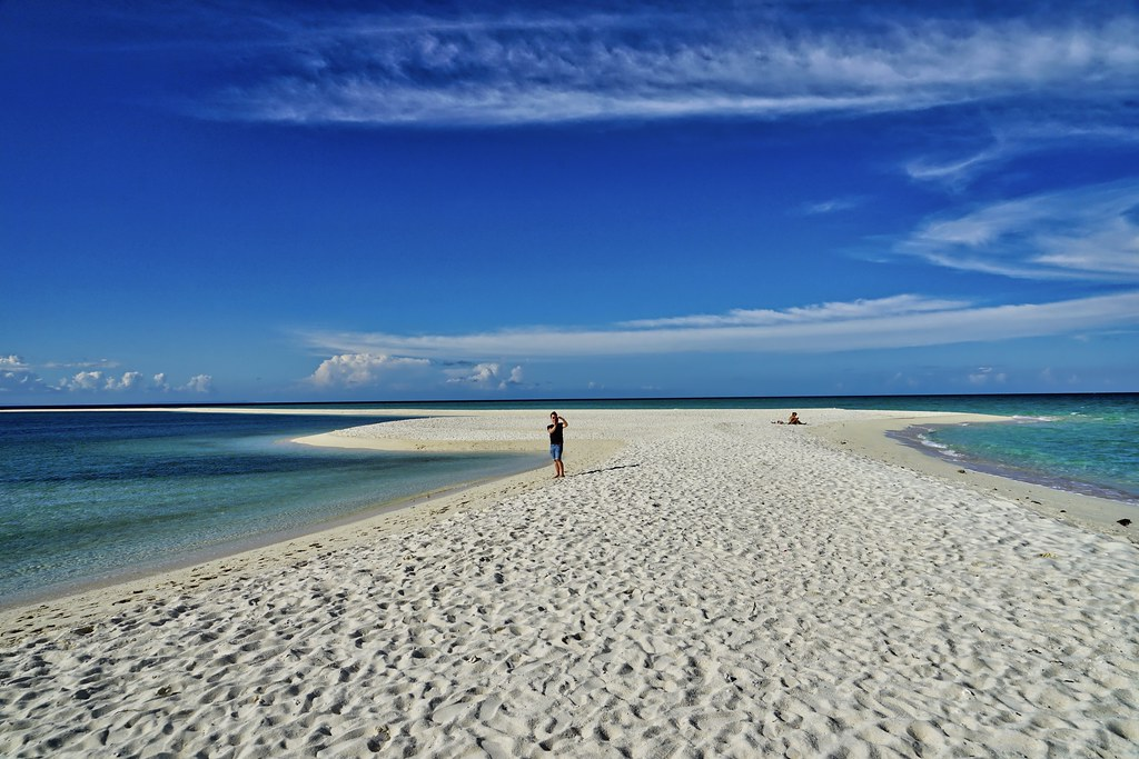 White Island, Camiguin - Philippines