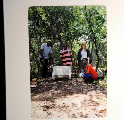 Missionärernas gravar