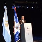 UNSAM entrega título de Doctor Honoris Causa a Leonel Fernández