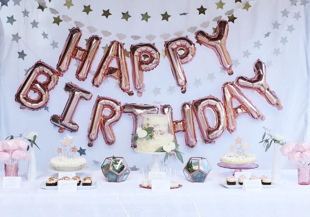 a birthday reverie