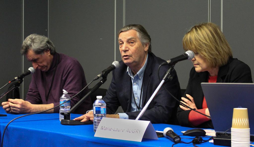 Patrick De Carolis, Patrice Duhamel et Marie-Laure Augry
