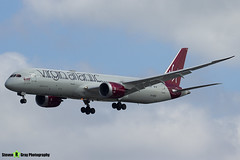 G-VZIG - 37969 - Dream Jeannie - Virgin Atlantic Airways - Boeing 787-9 - Heathrow - 170402 - Steven Gray - IMG_1145
