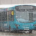 Arriva North East 1450 (NK10 CFP)