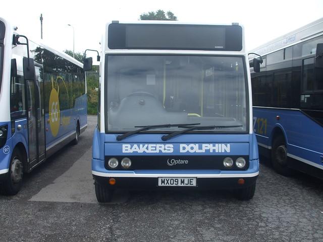 Bakers Dolphin MX09 MJE, Fujifilm FinePix A820