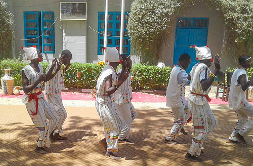 Culture Week 2018 at St Louis Secondary School, Bompai, Kano