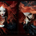 BiDoll One of a Kind Articulated Porcelain BJD Artist Doll by Rafael Nuri by cureilona of Lightpainted Doll