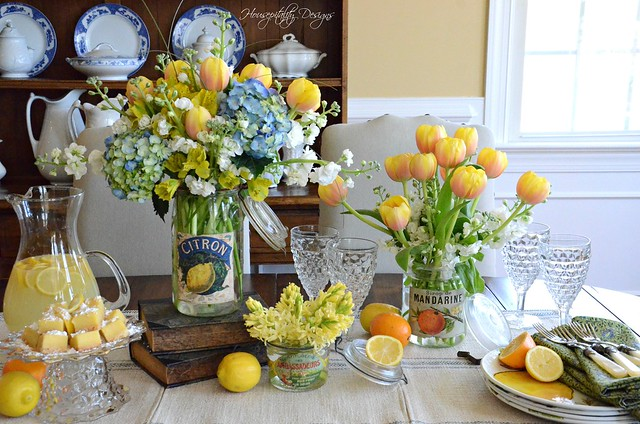 Tablescape-Housepitality Designs