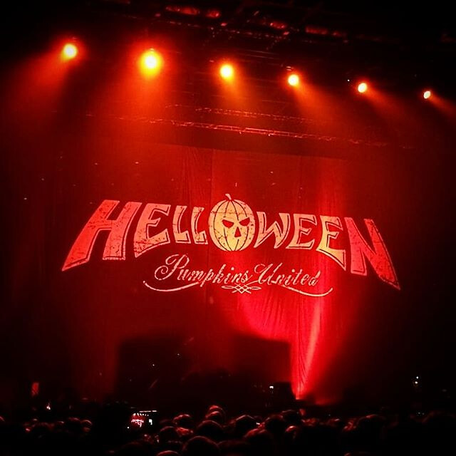 Helloween - Moscow (07/04/2018)