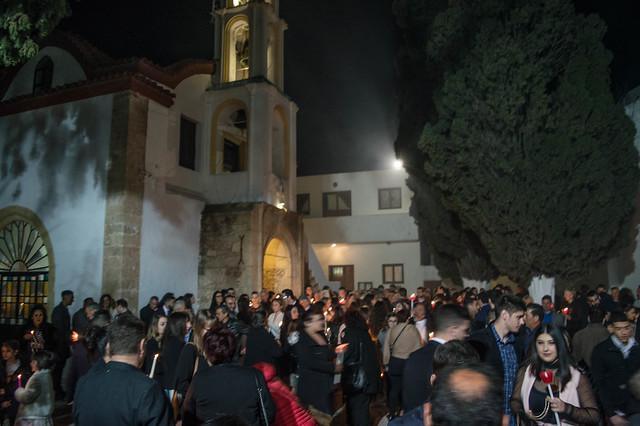 Ανάσταση Πάσχα Ψίνθος (2018)