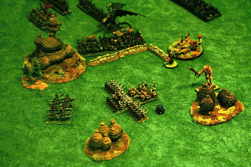 [1250 - Orcs & Gobs vs Elfes-Noirs] Attaque du village orc 41375806342_4b12de2d92_c