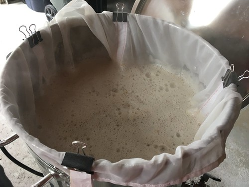 Clone in the Window brew day